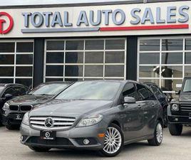 2014 MERCEDES-BENZ B-CLASS TOURING | PANO | LIKE NEW | NO ACCIDENTS | CARS & TRUCKS | CITY