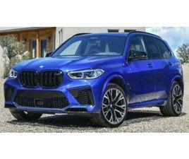 2022 BMW X5 M COMPETITION, PREMIUM, CARBONE, CUIR MÉRINO | CARS & TRUCKS | CITY OF MONTRÉA