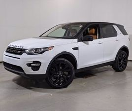 USED 2019 LAND ROVER DISCOVERY SPORT HSE LUXURY