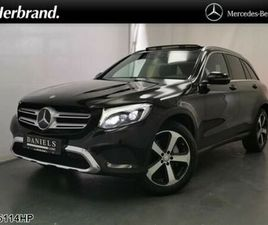 MERCEDES-BENZ GLC 250 D 4M EXCLUSIVE STANDHEIZUNG PANORAMA-SD