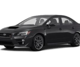 STI LIMITED WITH WING SPOILER