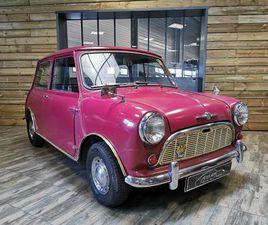 MORRIS MINI BABY 850 - 1960