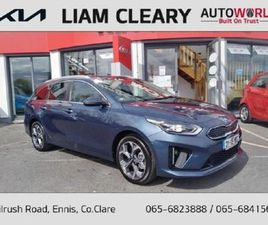 KIA CEED SW PHEV 5DR AUTO FOR SALE IN CLARE FOR €28,750 ON DONEDEAL