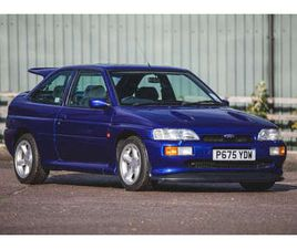 1996 FORD ESCORT RS COSWORTH RS COSWORTH MONTE 3DR 4WD
