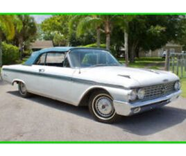1962 FORD GALAXIE 500 SUNLINER CONVERTIBLE / ALL ORIGINAL