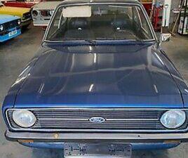 1977 FORD ESCORT MK2, 1300 AUTOMATIC, NON RUNNER, GOOD CONDITION
