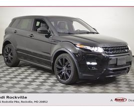 USED 2014 LAND ROVER RANGE ROVER EVOQUE DYNAMIC