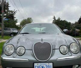 2003 JAGUAR S-TYPE V6 | CARS & TRUCKS | CITY OF TORONTO | KIJIJI