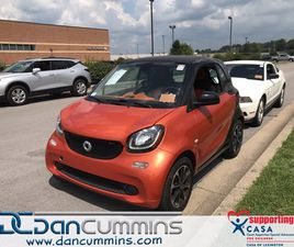 USED 2016 SMART FORTWO PASSION