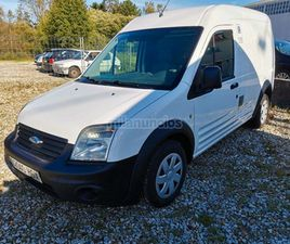 FORD - TRANSIT CONNECT ISOTERMICA 92 CV D