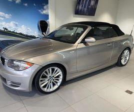 2008 BMW 1 SERIES 128I CABRIOLET