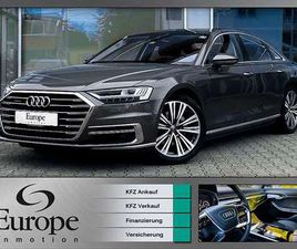 AUDI A8 LIMOUSINE IN GRAU ALS GEBRAUCHTWAGEN IN SALZBURG FÜR € 62.890,-