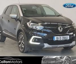 RENAULT CAPTUR 1.3 TCE GT LINE 130BHP FOR SALE IN WESTMEATH FOR €20,950 ON DONEDEAL