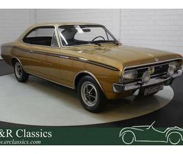 OPEL REKORD C COUPE SPRINT   RARE   VERY GOOD CONDITION   1968