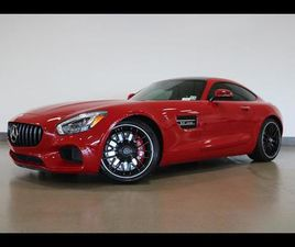 RED COLOR 2017 MERCEDES-BENZ AMG GT FOR SALE IN UNION, NJ 07083. VIN IS WDDYJ7HA3HA011835.