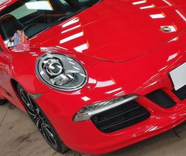 PORSCHE 911 3.8 991 CARRERA S PDK (S/S) 2DR