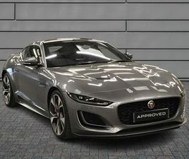 2020 JAGUAR F-TYPE 5.0 V8 S/C FIRST EDITION COUPE