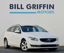 VOLVO V60 2.0 D D4 BUSINESS EDITION 180 BHP MODEL FOR SALE IN DUBLIN FOR €16,900 ON DONEDE