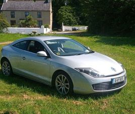 2010 LAGUNA COUPE FOR SALE IN KERRY FOR €4,700 ON DONEDEAL