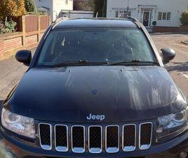 JEEP, COMPASS, 70TH ANNIVERSARY 4WD, ESTATE, 2011, MANUAL, 2143 (CC), 5 DOORS