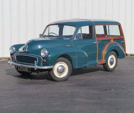 1957 MORRIS MINOR 1000 TRAVELLER WAGON