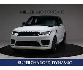 2018 LAND ROVER RANGE ROVER SUPERCHARGED DYNAMIC