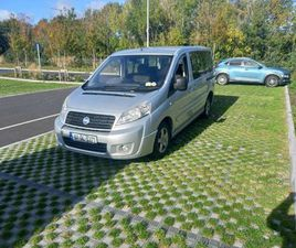 07 FIAT SCUDO 1.6 DIESEL NEW NCT FOR SALE IN DUBLIN FOR €2,850 ON DONEDEAL