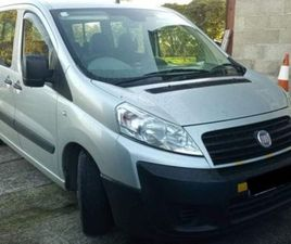 2010 FIAT SCUDO COMBI MULTIJET 120 2.0L DIESEL FOR SALE IN CORK FOR €4,000 ON DONEDEAL