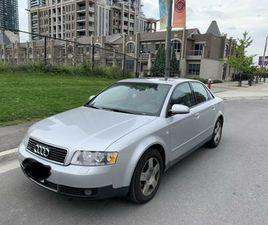 2002 AUDI A4 1.8T QUATRO   CARS & TRUCKS   MISSISSAUGA / PEEL REGION   KIJIJI