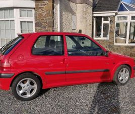PEUGEOT 106 GTI FOR SALE IN KILDARE FOR €7,500 ON DONEDEAL