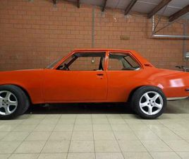 OPEL REKORD D COUPE 1.9 AUTOMATIC