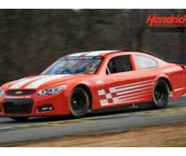 2013 CHEVROLET T/A SS HENDRICK PERFORMANCE TRACK ATTACK PROTOTYPE #1