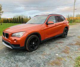2014 BMW X1 AWD | CARS & TRUCKS | ANNAPOLIS VALLEY | KIJIJI