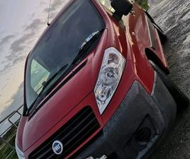 FIAT SCUDO FOR SALE IN LOUTH FOR €3,999 ON DONEDEAL