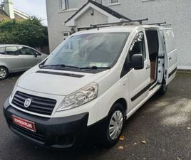 2008 FIAT SCUDO 1.6 DIESEL FOR SALE IN CORK FOR €UNDEFINED ON DONEDEAL