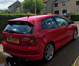 STANDARD EP3 CIVIC TYPE R MAY SWAP PX