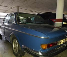 BMW E9 2800CS