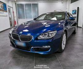 BMW 640 D XDRIVE GRAN COUPÉ FUTURA RIF. 16051122