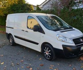 FIAT SCUDO 1.6 MULTIJET SWB FOR SALE IN KILDARE FOR €7,650 ON DONEDEAL