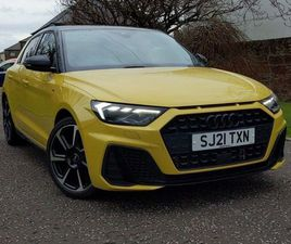 AUDI A1 35 TFSI S LINE STYLE EDITION 5DR S TRONIC 1.5