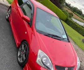 EP3 TYRE R K20 (FULL RESPRAY) FOR SALE IN MONAGHAN FOR £5,000 ON DONEDEAL