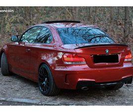 BMW 123D E82 PACK M