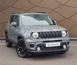 USED 2020 JEEP RENEGADE 1.3 T4 GSE NIGHT EAGLE II 5DR DDCT IN EDINBURGH