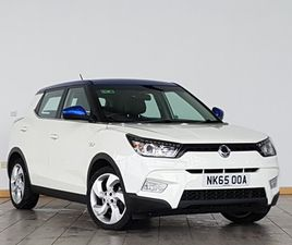 USED 2016 SSANGYONG TIVOLI 1.6 EX 5DR IN DUNFERMLINE