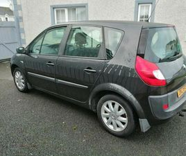 RENAULT, MEGANE SCENIC, 2007 MOT AND JUST $30; YEAR TAX