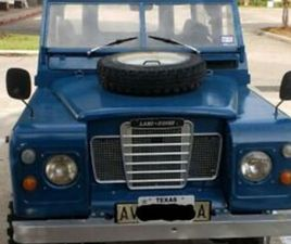 1974 LAND ROVER 88 SERIES 3