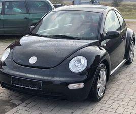 VW NEW BEETLE 1.9TDI 90PS TÜV 02/2023 163000KM EZ 04/2001 KLIMA
