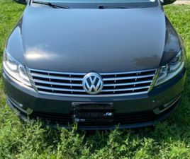 2013 VW PASSAT CC 3.6 4 MOTION | CARS & TRUCKS | BARRIE | KIJIJI