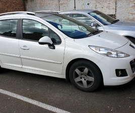 207 SW LOW MILEAGE FULL HISTORY