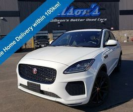 2019 JAGUAR E-PACE R-DYNAMIC SE AWD, LEATHER, NAVIGATION, PANORA | CARS & TRUCKS | GUELPH